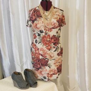 🍂 Dice Shirt Dress